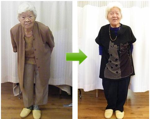 このおばあちゃんが1